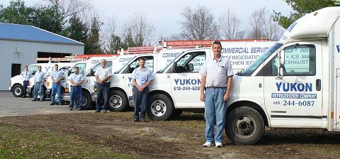 Yukon Refrigeration Service and Sales